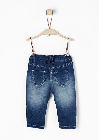 Узкие джинсы с вышивка для Babys