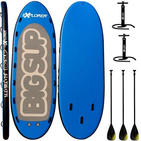 SUP-Board »BIG SUP« Bx L: ...