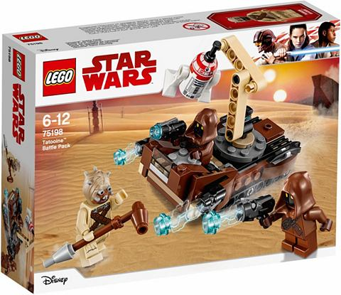 ® Tatooine? Battle Pack (75198) &r...