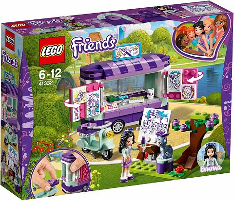 LEGO ® Emmas rollender Kunstkiosk (4133...
