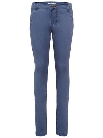 Nittimber узкий брюки узкие