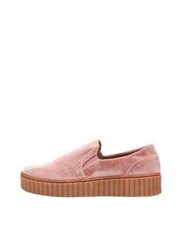 Velours- туфли