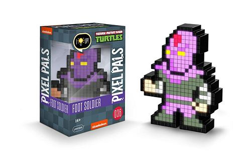 Аксесуары »Pixel Pals - TMNT - F...