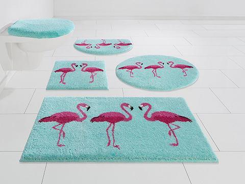 Коврик для ванной »Flamingos&laq...