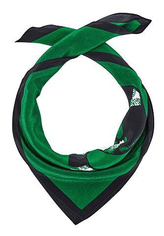 Kleines шарф шелковый с Snake-Motiv