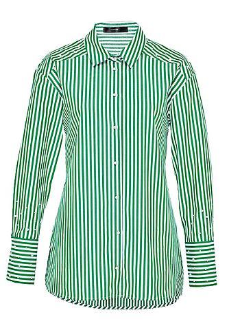 Длиный блузка с Perlenverzierungen