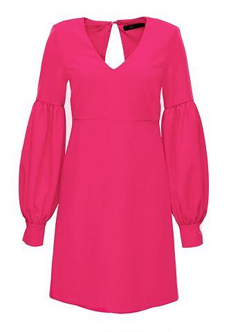 Платье с Volumenärmeln