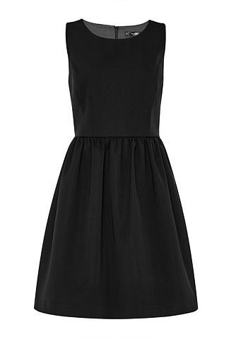 Свободного силуэта мини-платье