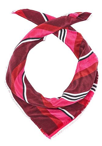 Kleines шарф шелковый с узор