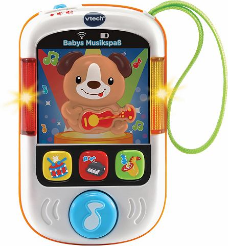 Игрушка с звук »Babys Musikspa&s...
