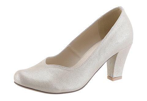 Туфли в Metalloptik