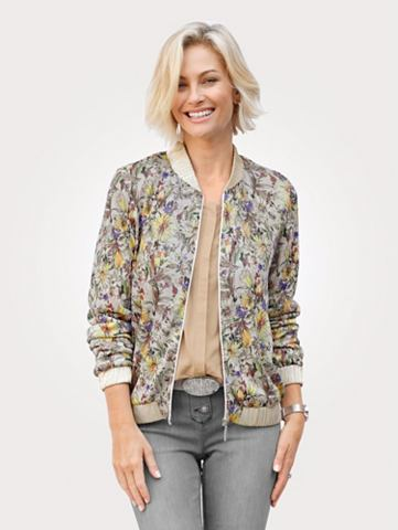 Куртка в Feinstrick-Qualität
