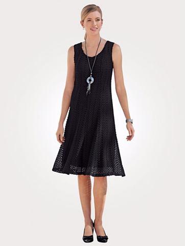 Кружевное платье с schwingendem юбка