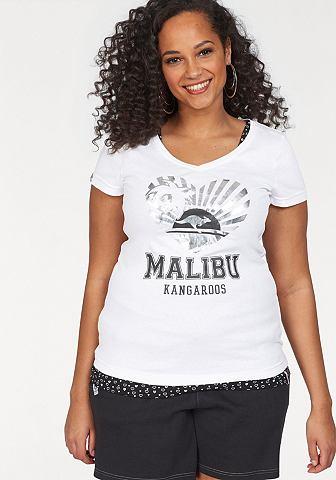 Kanga ROOS футболка (Набор 2 части с T...