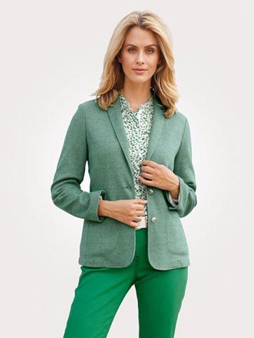 Пиджак из качественный трикотаж