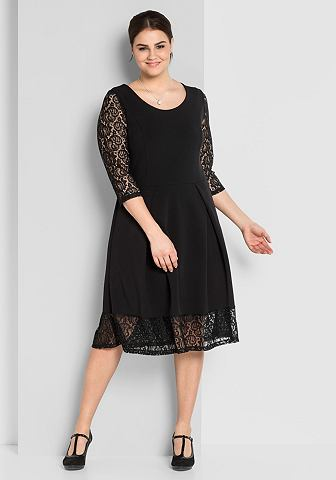 SHEEGO STYLE Платье из джерси