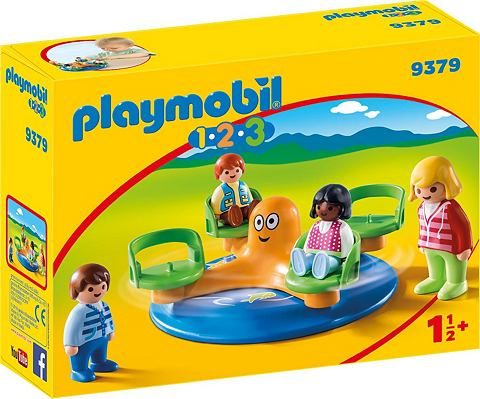 PLAYMOBIL ® Kinderkarussell (9379) » 1...