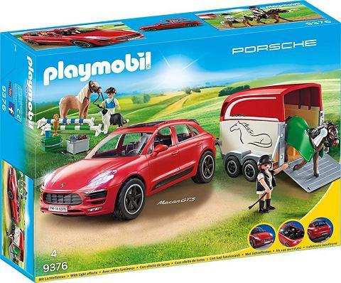 PLAYMOBIL ® Porsche Macan GTS (9376) »...