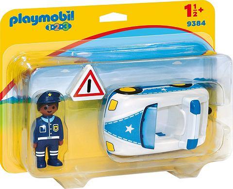 PLAYMOBIL ® Polizeiauto (9384) » 1-2-3...