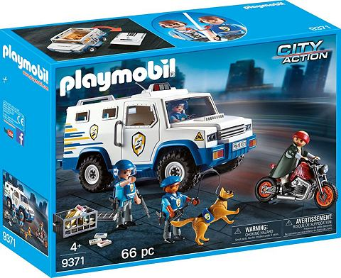 PLAYMOBIL ® Geldtransporter (9371) »Ci...