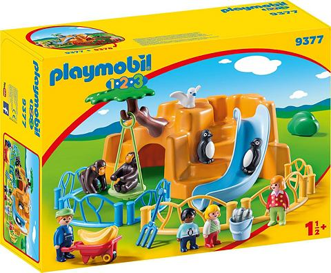 PLAYMOBIL ® Zoo (9377) » 1-2-3«