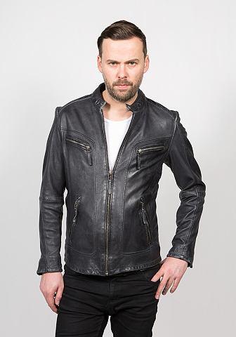 Куртка кожаная »Denver«