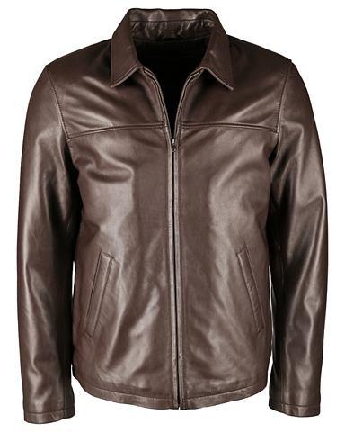 Куртка кожаная с воротник »Luca&...