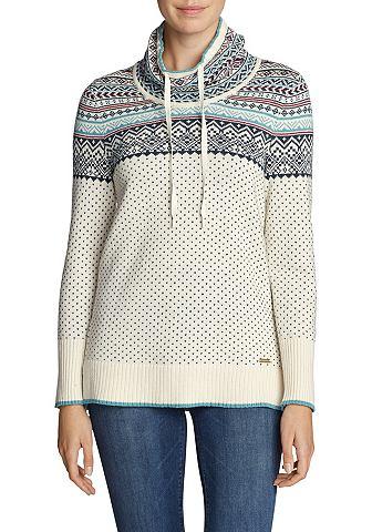Oslo пуловер с Tunnelkragen