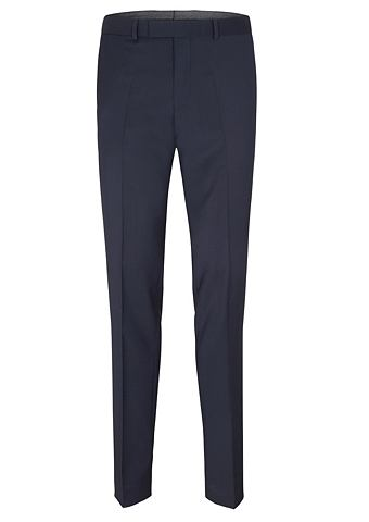 S.OLIVER BLACK LABEL Зауженные брюки из шерстяное