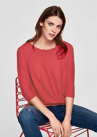 Пуловер из Strukturstrick