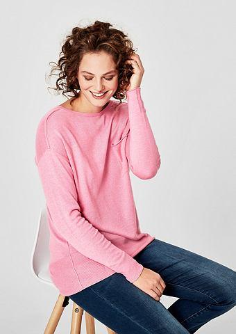 Пуловер с Glitzer-Details
