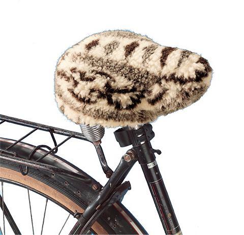 Fahrradsattel-Bezug из чистый Schafsch...