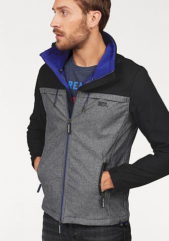 SUPERDRY Куртка с теплой подкладкой »SD T...