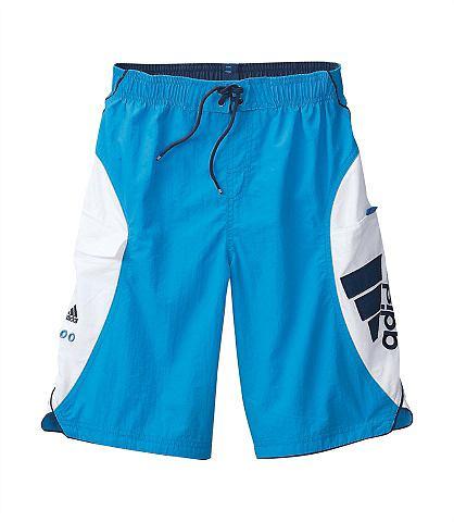 Adidas шорты для купания с Kontrastein...