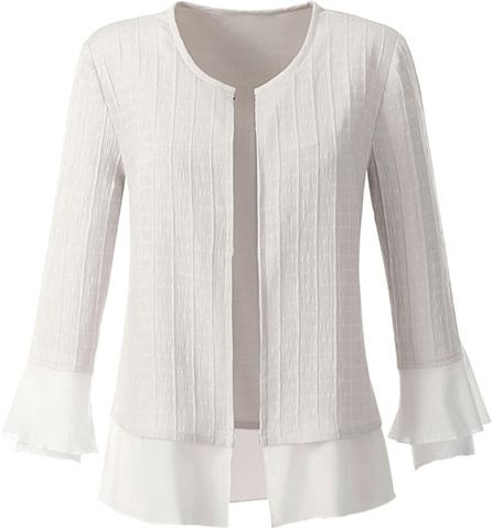 Création L пиджак-рубашка в мяг...