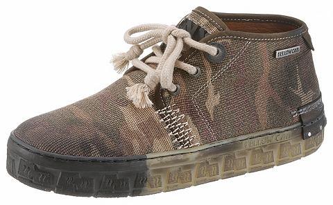 YELLOW CAB Ботинки со шнуровкой
