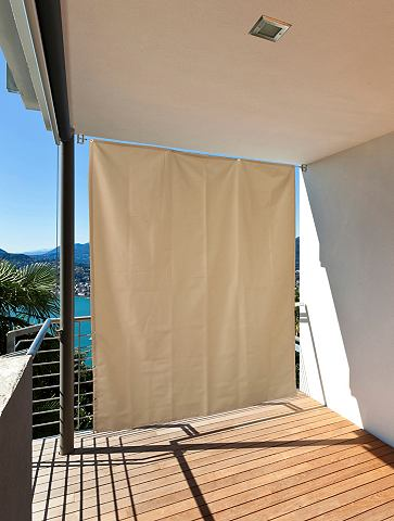 Занавес балкона beige Lx B: 230x140 cm...