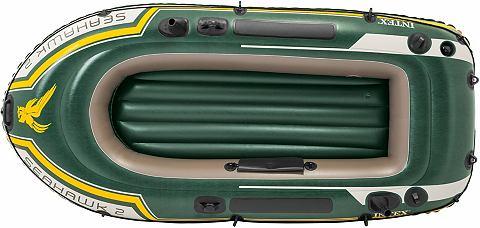 Лодка с 2 весла и насос воздушный &raq...