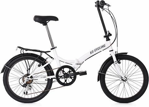KS CYCLING Велосипед »Foldtech« 6 Gan...