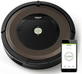 I Robot робот-пылесос i Robot Roomba 8...