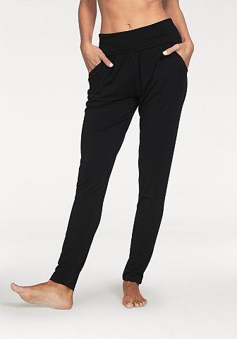 Длиный Yoga & брюки для отдыха с т...