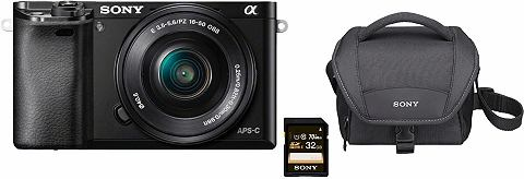 SONY Alpha ILCE-6000L систематический Камер...