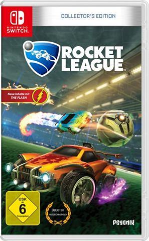 Nintendo Switch - Spiel »Rocket ...