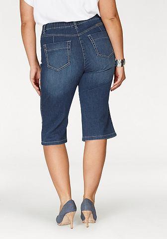 Kj BRAND бермуды джинсовые