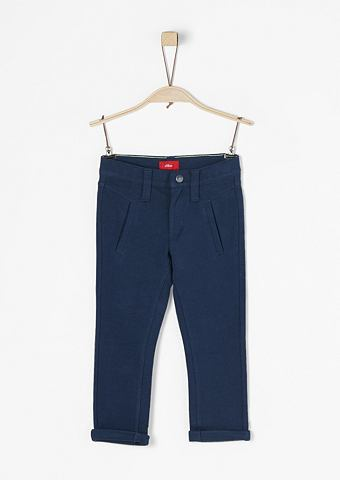 Узкий Texturierte брюки для Jungen