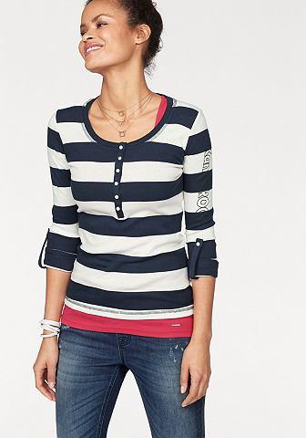 Marškinėliai ilgomis rankovėmis (Rinkinys 2 dalys su Top)