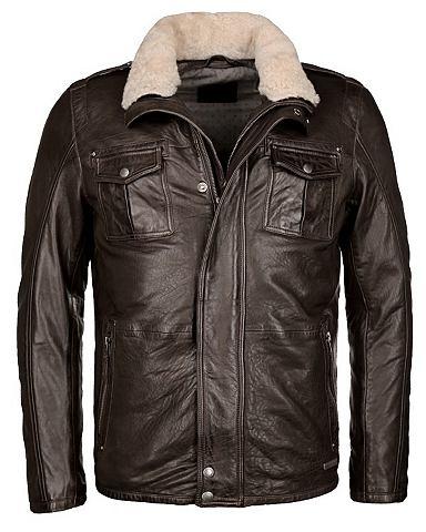 MUSTANG Куртка кожаная »Rupert-FF«...