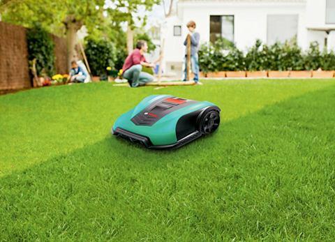 Роботизированная газонокосилка »...