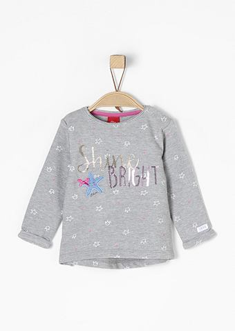 Лёгкий Artwork-Sweatshirt для Babys