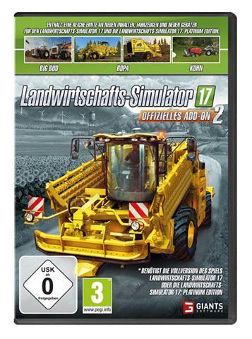 PC - Spiel »Landwirtschafts-Simu...